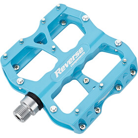 Reverse Escape Pedalen, light blue